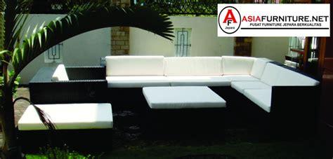 Hotel Furniture Rotan Sintetis set kursi sofa rotan sintetis hotel palembang asia furniture