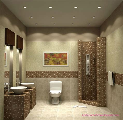 Decorative Bathrooms Ideas Small Bathroom Decorating 2012