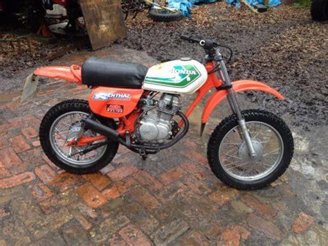 yarmouth scow for sale honda xr 75 1977 registered mot monkey bike with 50cc