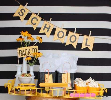 themes for a college party 50 best back to school celebration ideas i heart nap time