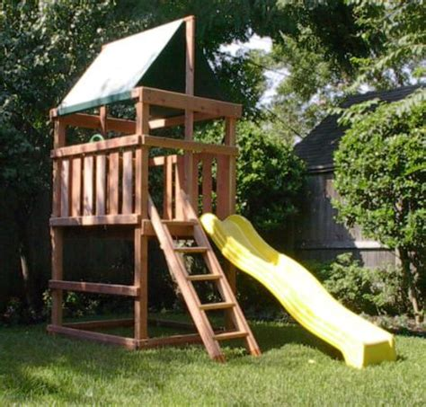backyard slide plans 20 best images about backyard for kids on pinterest