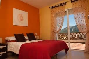 Asian Duvet Cover Orange Bedroom Design Interior Designing Ideas