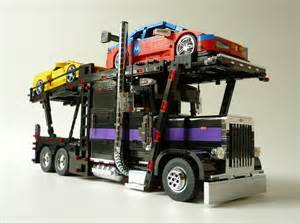 Lego Truck Lego Truck On Lego Trucks And Tow Truck