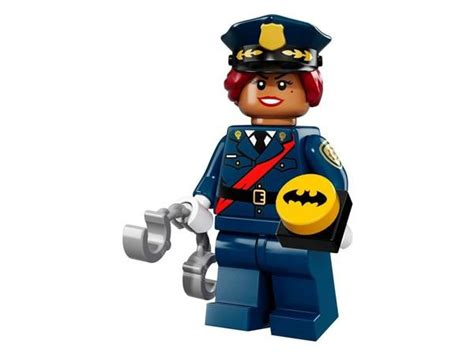 Lego Minifigures Series Batman Commissioner Gordon Minifigure barbara gordon the lego batman series minifigures lego minifigures display