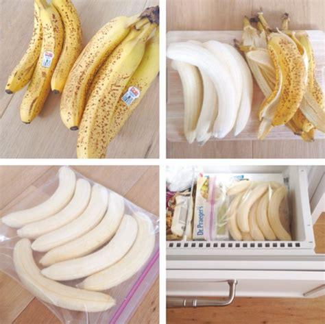 banana freezing 101 rabbit food for my bunny teeth