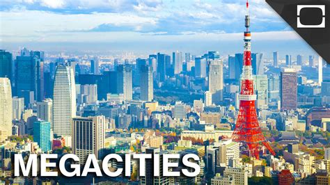 20 Largest Cities In The World by Image Gallery Largest Cities