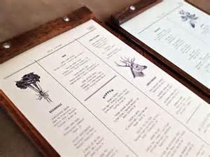 how to design the restaurant menu smartd