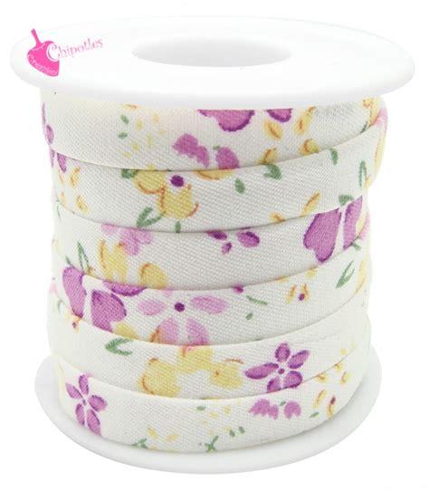 piatti fiori cordoncino piatto 10 mm bianco fiori rosa