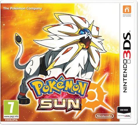 Nintendo Sun bol sun 2ds 3ds nintendo