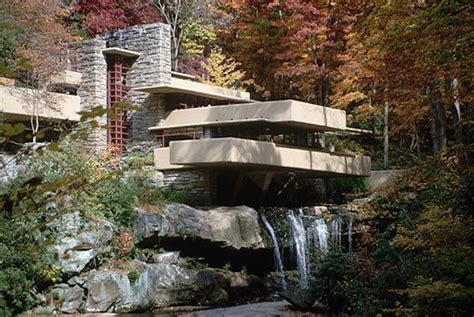 Fallingwater by The Triumph Of Frank Lloyd Wright History Smithsonian