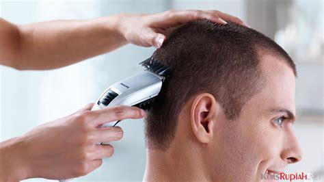 salon pangkas rambut laki laki pekanbary mulai dari elektrik hingga tanpa kabel harga alat potong