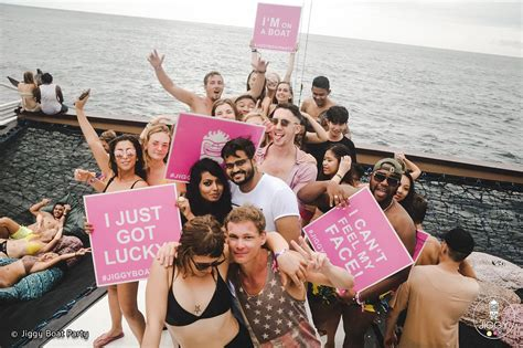jiggy boat party bali 12 best places to party in bali where to party in bali
