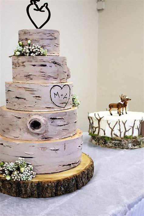rustic wedding details ideas