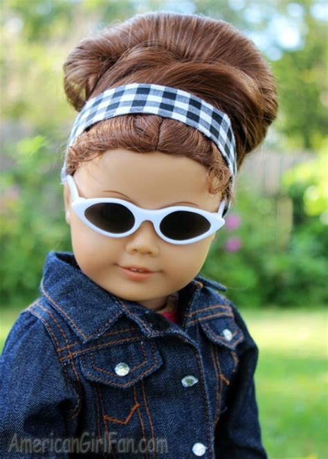 Doll Hairstyles American by American Doll Hairstyles Up Is Sweeter