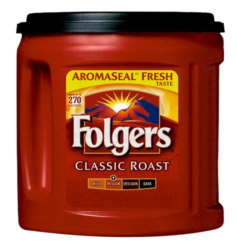 *HOT* $.50 Off Folgers Coffee!   The Thieving Bear