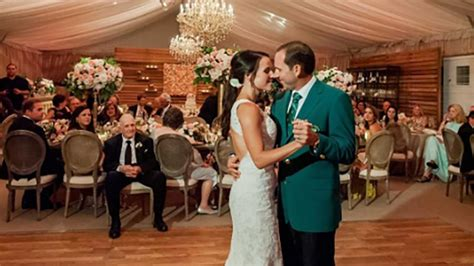 grind sergio garcias green jacket wedding