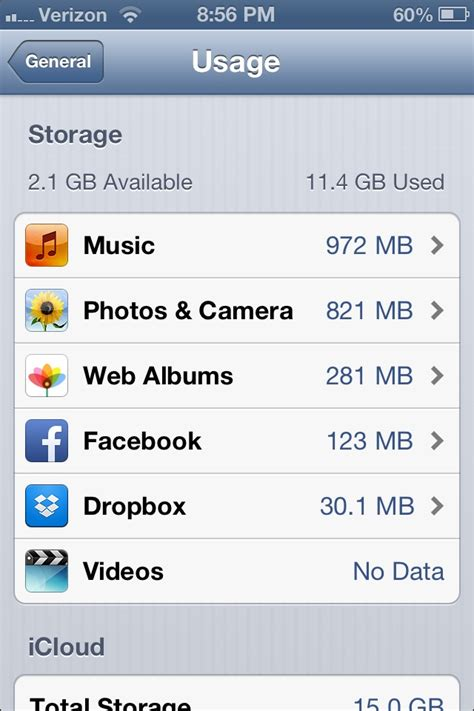 iphone photo storage ios iphone storage doesn t add up ask different