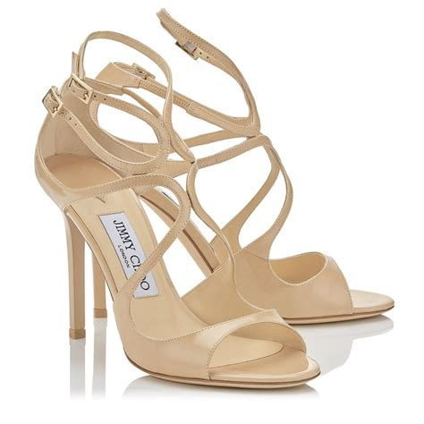 Sandal Aldo Diamante Beige Original Sale jimmy choo brand new lang patent leather beige sandals on sale 14 sandals on sale