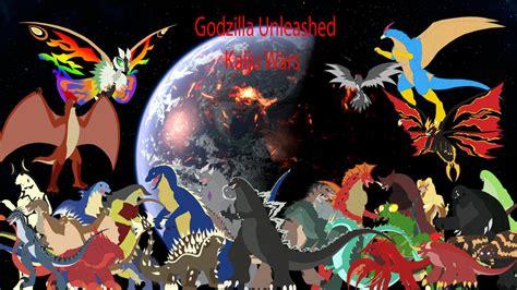 Kaos Godzilla godzilla unleashed kaiju wars by connorgodzilla on deviantart