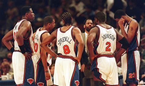 Calendario Knicks New York Knicks Brasil Os Playoffs De 99