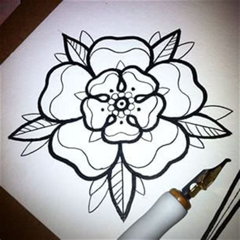 yorkshire rose tattoo 1000 ideas about on scottish