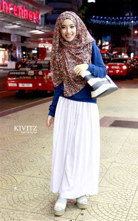 Fitri Maxi 2 398 best images about maxi skirts on chic hashtag and fashion