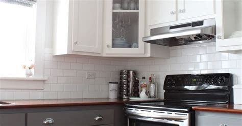 modern jane two tone cabinets reveal best green paint for kitchen cabinets modern jane two