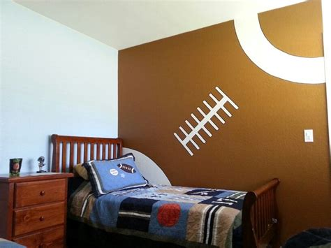 football bedroom ideas decorating boys bedroom ideas today s every mom