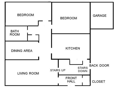 my house floor plan floor plan of my house numberedtype
