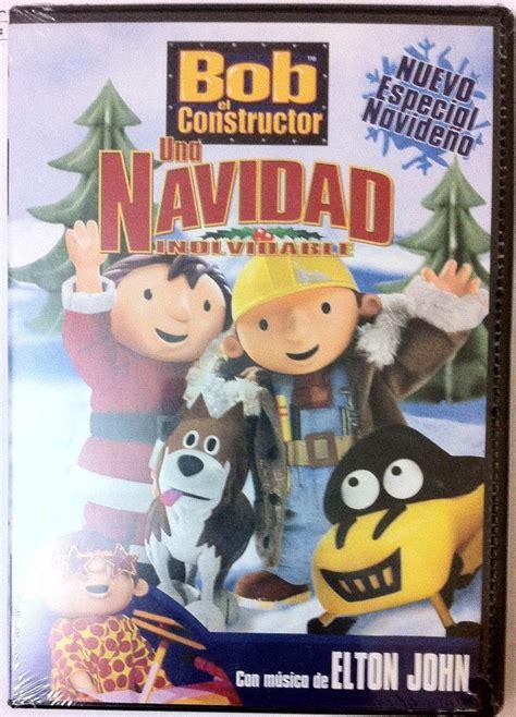 una navidad inolvidable 8427209673 bob el constructor una navidad inolvidable dvd original bs 490 000 00 en mercado libre