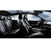 Toyota CHR Seating Capacity Row Boot Space Lag