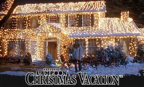 classic christmas house lights reviews national loon s vacation 1989 a modern classic
