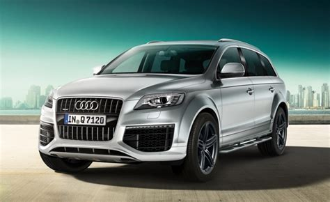 audi q7 in hybrid audi s q7 suv combines diesel with in hybrid