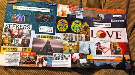 Howie At Home by 4 Fun Vision Board Ideas To Help You Manifest Your Dreams