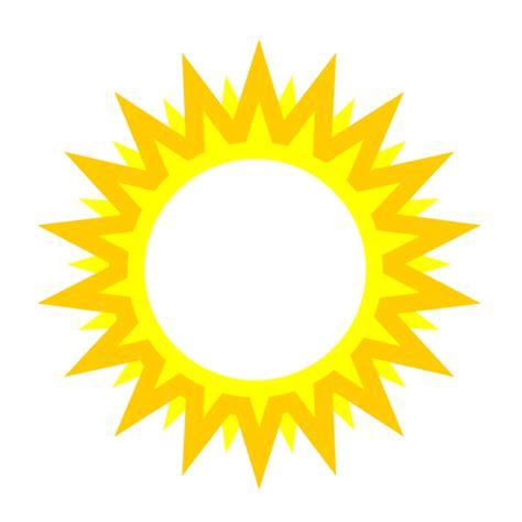 clipart sun bright sun clipart clipart suggest