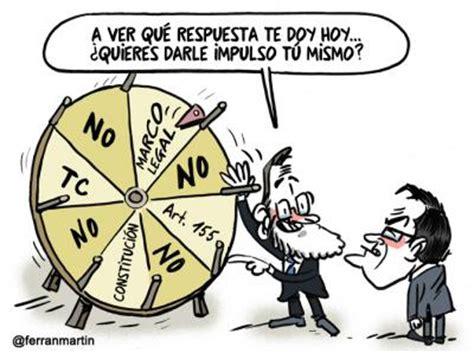 humor grafico consulta catalana 9n independencia catalu 241 a octubre 2014 blog de ferran mart 237 n caricaturas