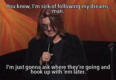 Mitch Hedberg Memes - mitch hedberg was full of so much wisdom 28 pics