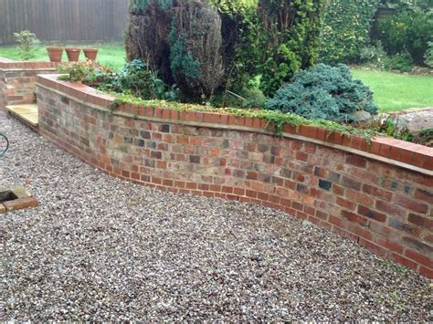 747 Best Retaining Wall Ideas Images On Pinterest How To Build A Brick Retaining Wall Garden