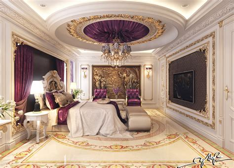 Royal Bedroom Designs Royal Bedroom Interior Design Ideas