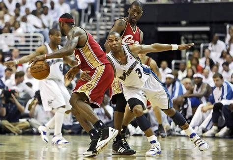 Washington Wizards Playoff Giveaways - lebron james in cleveland cavaliers v washington wizards game six zimbio