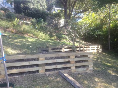 Timber Crib Retaining Walls by Retaining Walls In Northern Beaches Shore Call