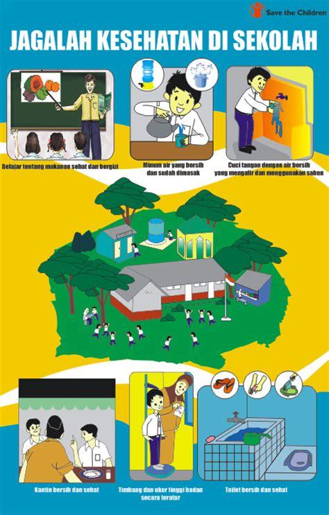 membuat artikel tentang kesehatan ajp aneka poster kesehatan untuk sekolah sehat