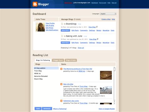 blogger blogs official google blog what s new with blogger