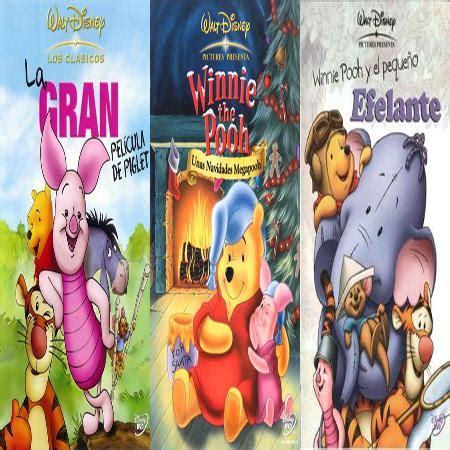 imagenes de winnie pooh y el pequeño efelante la gran pelicula de piglet unas navidades megapooh