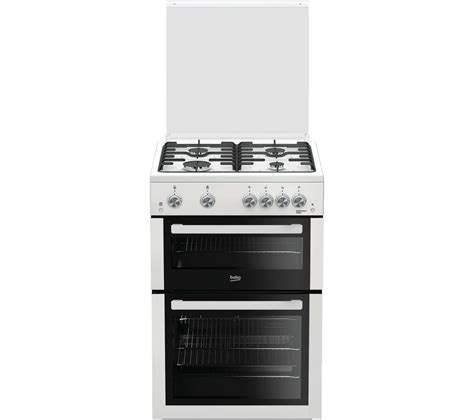 Oven Gas Ukuran 60 Cm buy beko xtg611w 60 cm gas cooker white free delivery