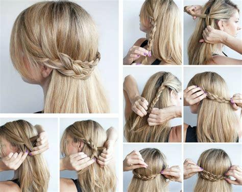 Einfache Frisuren schnelle und einfache frisuren stylingideen mit anleitungen