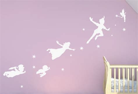 Pan Bell Mio shiping libero pan tinkerbell wall stickers home