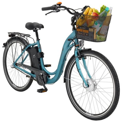 E Bike City by Prophete E Bike City Damen 187 Navigator 730 171 26 28 Zoll 3