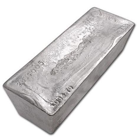 10 Oz Silver Bar Worth - 1000 oz silver bar mint varies sprott money