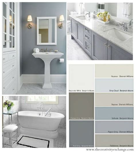 Color Paint For Bathroom Walls by Choosing Bathroom Paint Colors For Walls And Cabinets